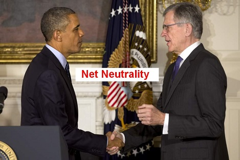 President Barack Obama and the FCC did it